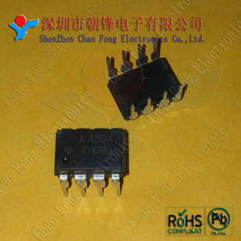 10PCS HCPL-4504-000E HCPL-4504 A4504 4504 DIP8 New original фото