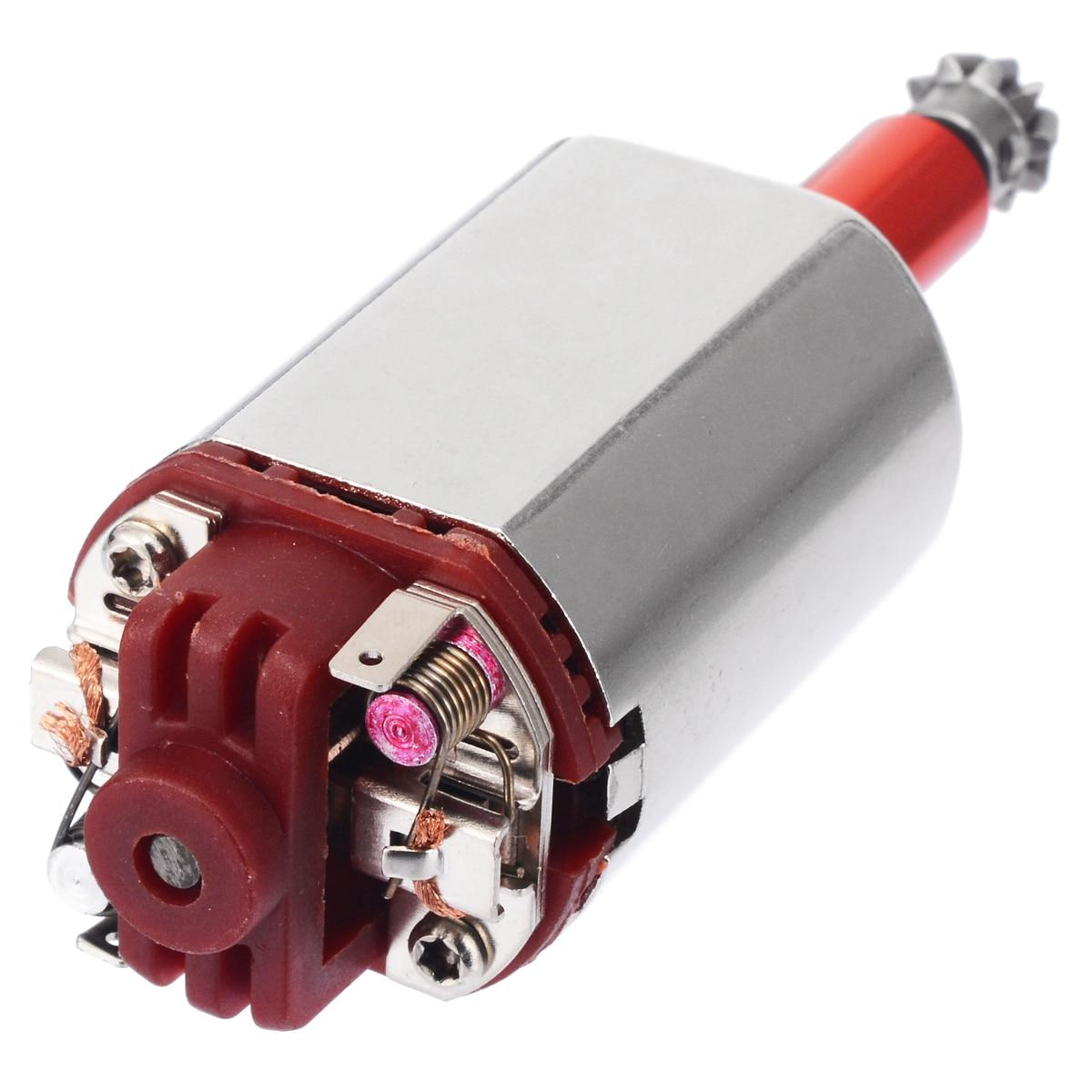 High Speed Motor Metal Motor 45000 RPM 470 Motor High Speed Torque For Jinming Gen9 M4A1 Gel Ball Blaster Mayitr