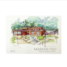 купить Professional Sketch Book Marker Pad Supplies A3/A4 Marker Book Student Coloring Design Notebook Set Cartoon Draw book School дешево