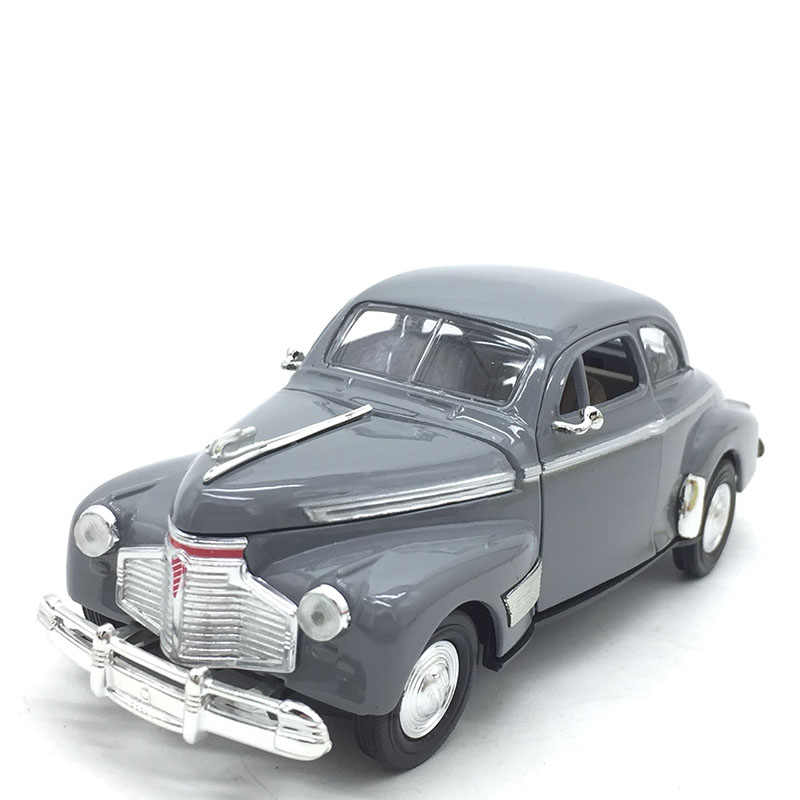 1/32 Alloy Diecasts Chevrolet Classic Cars Toy 15cm Gray Collection Model Car Toys For Children