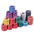 5 pçs/set-EPT Poker Chips de Cerâmica Melhor Handfeel Fichas Chip Set Fichas Pokerstars Profissional de Luxo