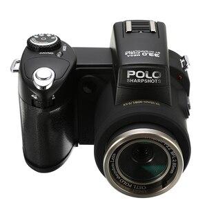 Image 3 - Professionale DSLR Full HD 1920*1080 Macchina Fotografica Digitale Video Supporto SD Card Ottico Portatile Ad Alte Prestazioni