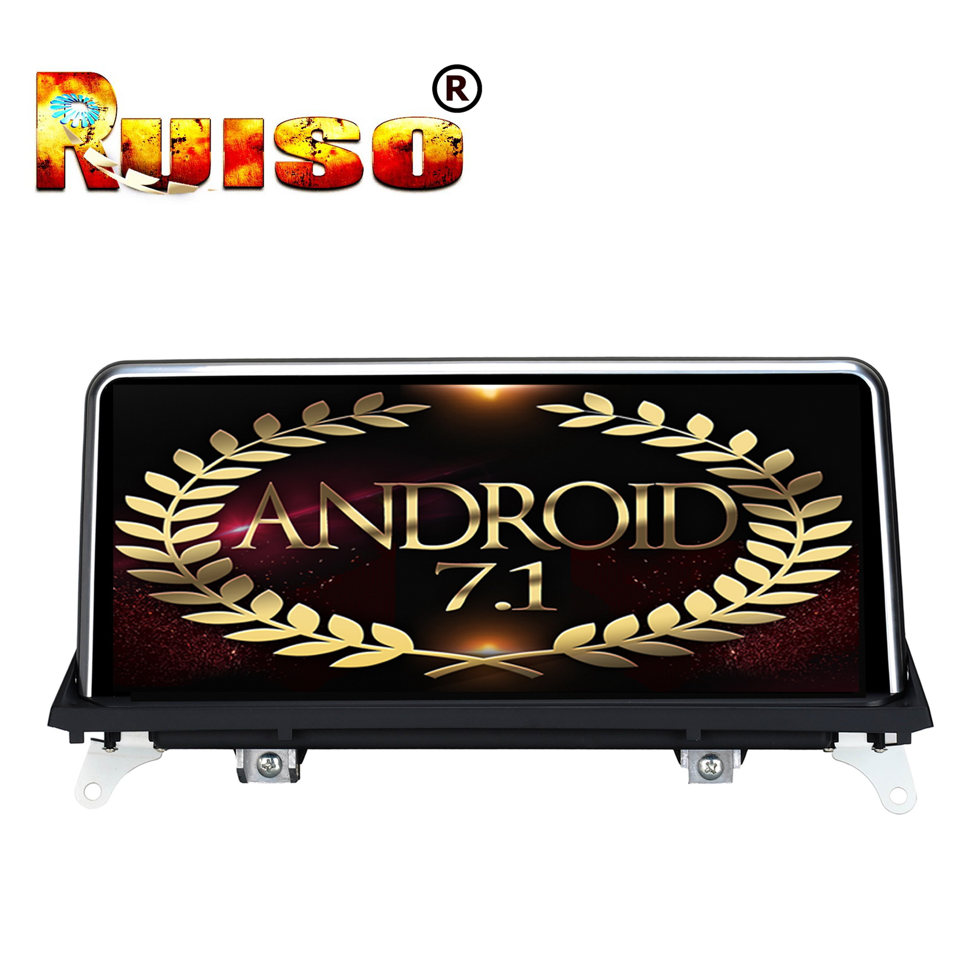 IPS Screen FOR BMW X5 E70 For BMW X6 E71 Android 7 1 Car DVD player