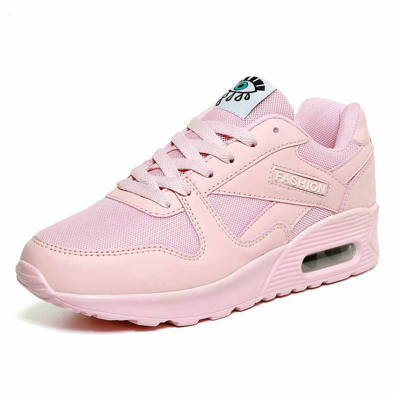 Basket Femme 2019 Spring Hot Sale Sport Shoes Women Basketball Shoes Female Stability Athletic Fitness Sneakers Women Trainers