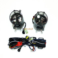 Yeats 1400LM 24W LED Fog Lamp, High beam Low beam+ 560LM DRL Case For Toyota Aurion Auris Camry 2006+, Automatic light sensitive