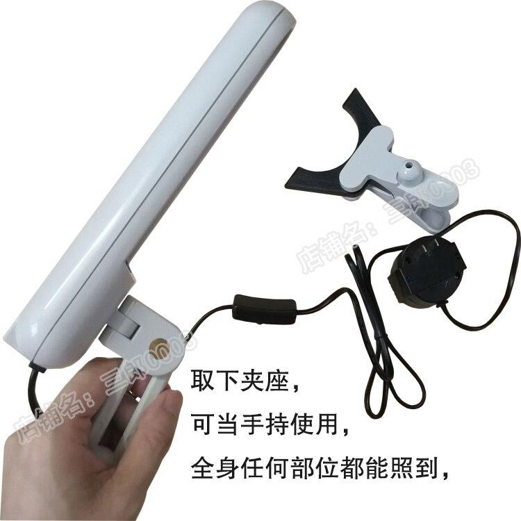 Image 2 - Do lampy UVB PL S 9 W/01/2 P 9 W wąskie paski 311nm PLS9W/01/2 P fototerapia łuszczyca do bielactwa 110V 220V zestawEkrany LCD i panele do tabletów   -