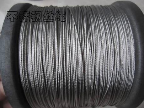 проволока из нержавеющей стали, 0.6 мм
