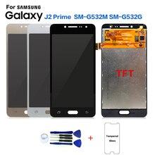 Дисплей для samsung Galaxy J2 Prime SM-G532F ЖК-экран Замена для samsung SM-G532M SM-G532G ЖК-дисплей экран модули