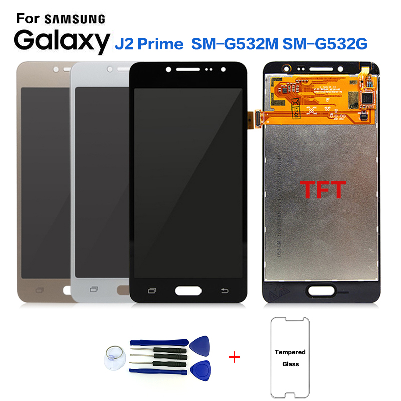 Display For SAMSUNG Galaxy J2 Prime SM-G532F LCD Screen Replacement for Samsung SM-G532M SM-G532G LCD Display Screen modulesDisplay For SAMSUNG Galaxy J2 Prime SM-G532F LCD Screen Replacement for Samsung SM-G532M SM-G532G LCD Display Screen modules