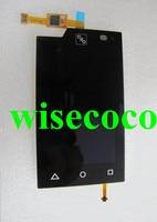 ЖК дисплей Дисплей с сенсорным Панель для Zebra Motorola символ WT6000 ЖК дисплей digitizer Замена