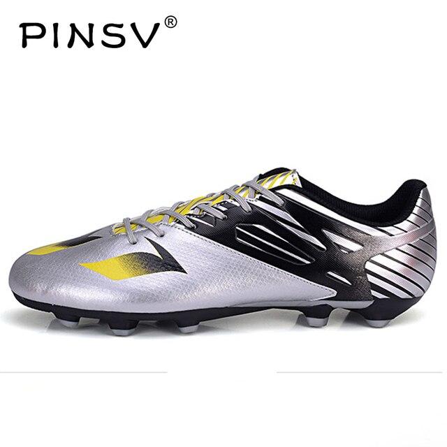 PINSV Men Kid Football Boots Superfly Original Chuteira Futsal Football  Sneaker Chuteiras Spike Shoes Cleats Voetbalschoenen 0ff16473e8453