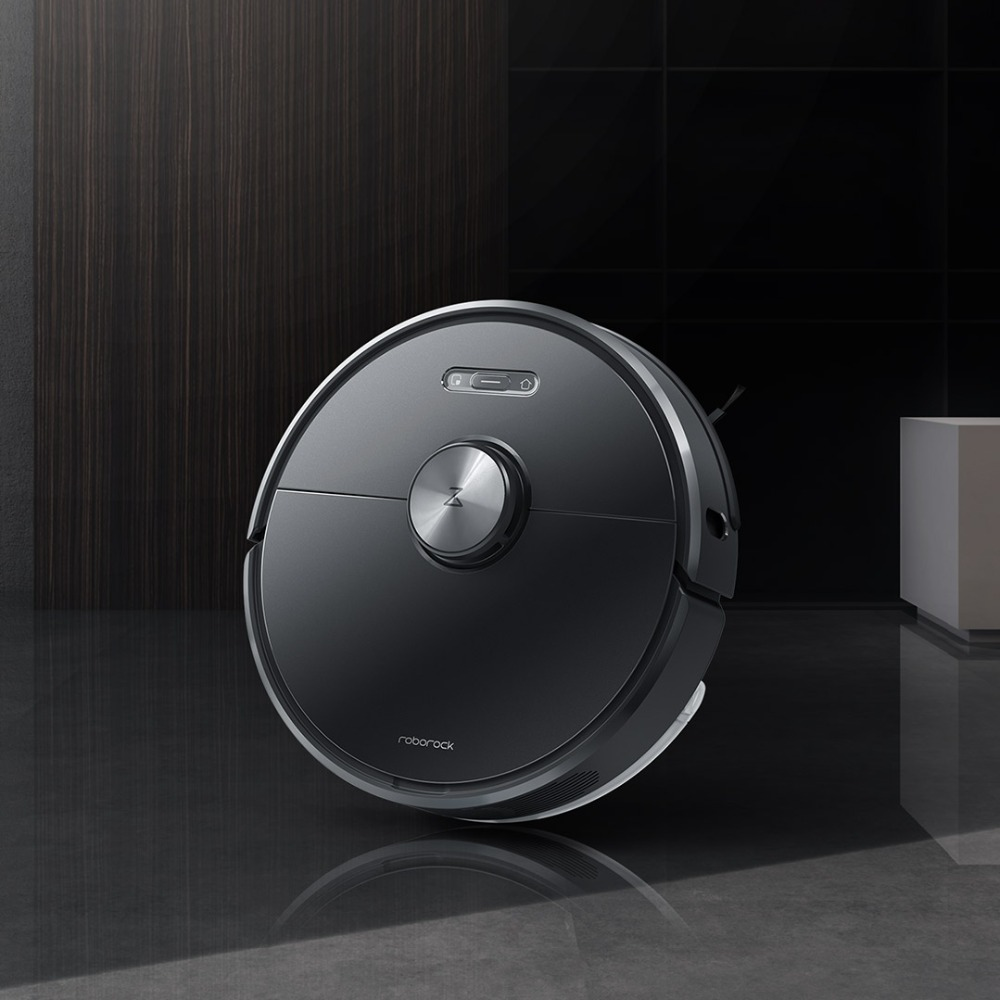 New Arrival Roborock robot vacuum cleaner with app control and 5200mAh smart planned for home wetting and mopping