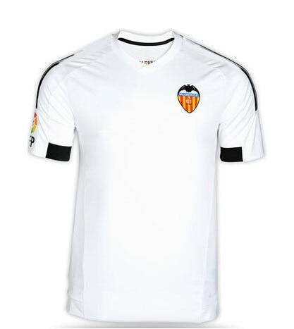 valencia shirt 2016 valencia cf PACO ALCACER Soccer Jersey Valencia 15 16 Away Orange ...