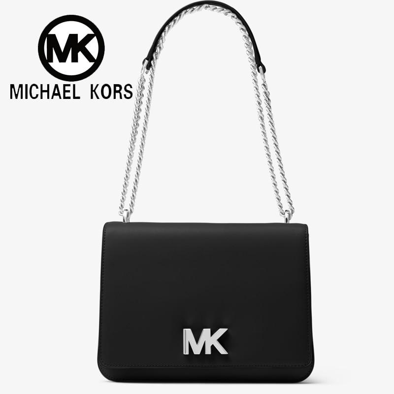 9eb364764d1aff FSO- Michael Kors Official MK Women Bag Whitney Leather Shoulder Bag  Designer New Brand Luxury Women Handbags ...