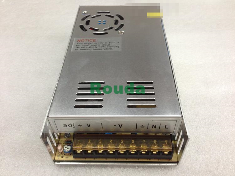 360w 30A 400W 33A power supply Input 220v Output 12v Switching Power Supply freeshipping 400w led switching power supply 12v 33a 85 265ac input power suply 12v output ce rosh hotsell s400w 12v 33a