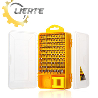 Lierte 53 In 1 Multi Bit Magnetic Precision Torx Screwdriver Tweezer Set Bits Repair Tools For