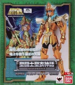 "Image 2 - Japan Anime ""Saint Seiya"" Original BANDAI Tamashii Nations Saint Cloth Myth Action Figure   Sea Emperor Poseidon"