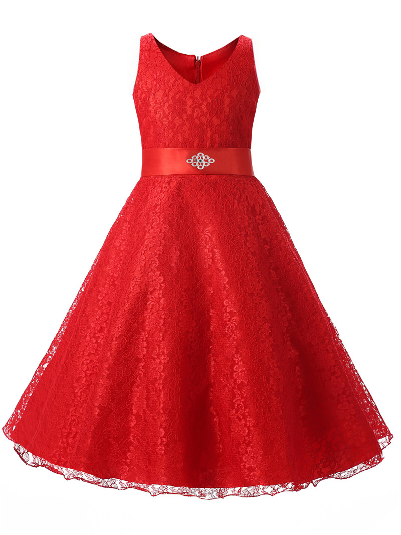 Online Buy Wholesale princess dresses for girls size 12 from China ...