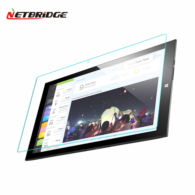 Для Teclast Tbook 16 Мощность 11.6 Дюймов Tablet PC Закаленное Стекло Защитная Пленка 2.5D Край 9 H Прозрачные Таблетки стекла