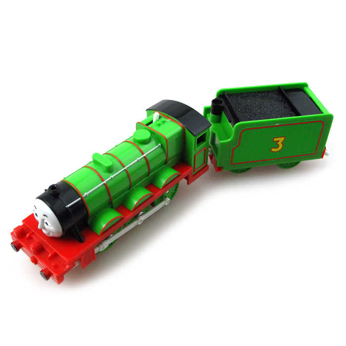Electric Train T068E HENRY Trackmaster Car Locomotive Engine Railway Toys Vehicles for Children