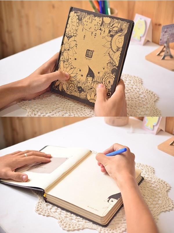 aliexpress com buy little secret planner agenda notebook luxury