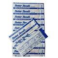 Frete grátis (Tamanho 66*19mm) 100 PÇS/LOTE 100% Livre de Drogas Nasal Strips ajuda Alívio Da congestão nasal & Stop ronco