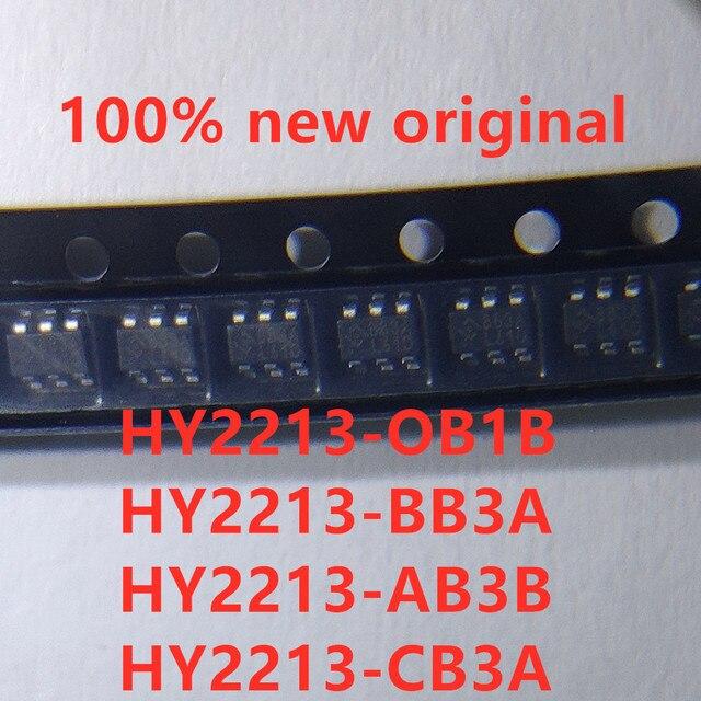 HY2213 OB1B HY2213 BB3A HY2213 AB3B HY2213 CB3A Nova proteção da bateria de lítio IC