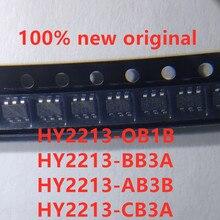 HY2213 OB1B HY2213 BB3A HY2213 AB3B HY2213 CB3A 새로운 리튬 배터리 보호 ic