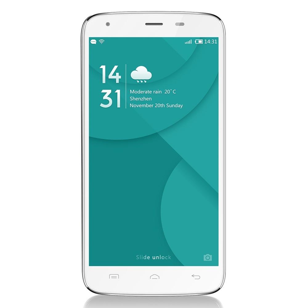 Цена за Оригинал DOOGEE T6 Pro Смартфон 5.5 Дюймов Android 6.0 MTK6753 Octa Ядро Мобильного Телефона 3 Г + 32 Г 13.0MP Камера 6250 мАч Мобильного Телефона