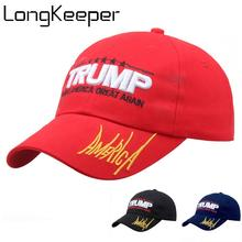 Trump 2020 Hat Keep America Great Make Again Snapback Adjustable Embroidered Hats Sports Outdoor Baseball Cap