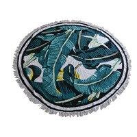 Factory Price Round Hippie Tapestry Beach Throw Roundie Mandala Towel Intricate Design Bohemian Cotton Mat Aug22 Extraordinary