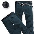Бесплатная доставка плюс размер xxxl XXXXL XXXXXL 4xl 5xl Зима повседневные брюки тонкий прямой брюки брюки марка горячая мужская одежда бренд