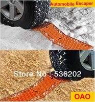 Бесплатная доставка Снег/грязь/песок поворотная пластина колеса автомобиля противоскользящая пластина/автомобиль Escaper/Автомобильная само...