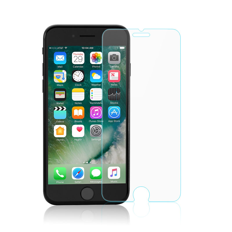 2.5D Premium Clear Tempered Glass For IPhone 8 7 6s XR Glass Film For IPhone XS Max XR 6 6S 7 8 Plus 5 5S SE 4 Screen Protector