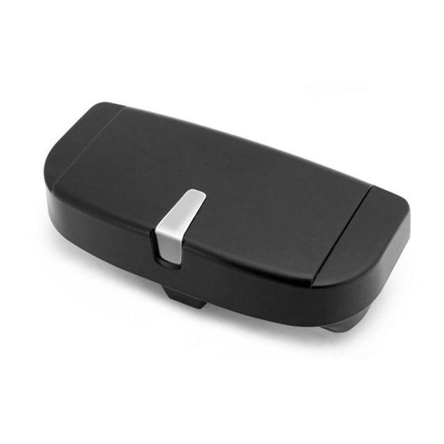 Samochód samochód osłona przeciwsłoneczna okulary Box pudełko na karty, samochodów osłona przeciwsłoneczna prawo jazdy uchwyt wielofunkcyjny komora do przechowywania samochodu