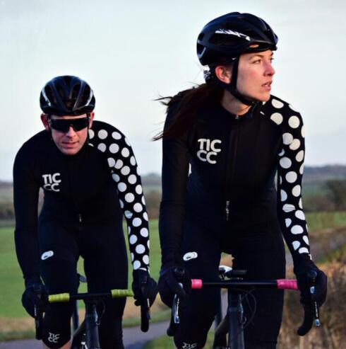 a7afdbbe3 2018 Team long sleeve cycling Jersey outdoor sweatshirt cycling clothing  autumn Men s riding wear Custom bike