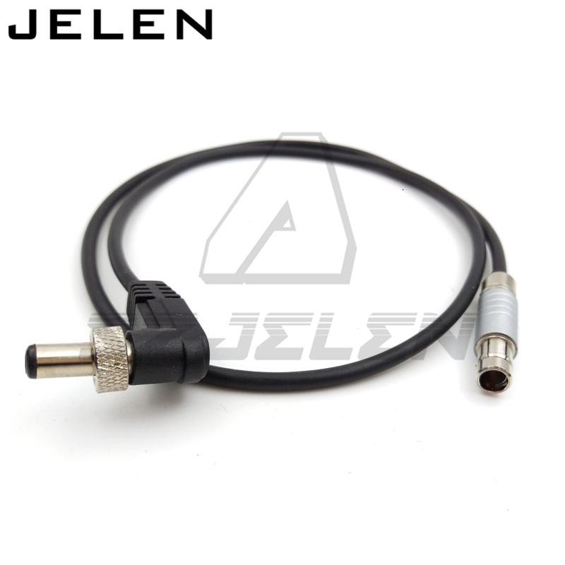 for ARRI Camera RS3 pin to (screw) DC5.5/2.1 power cord for Video Devices Pix-E Pix-E5 Pix-E5H Pix-E7 60cmfor ARRI Camera RS3 pin to (screw) DC5.5/2.1 power cord for Video Devices Pix-E Pix-E5 Pix-E5H Pix-E7 60cm