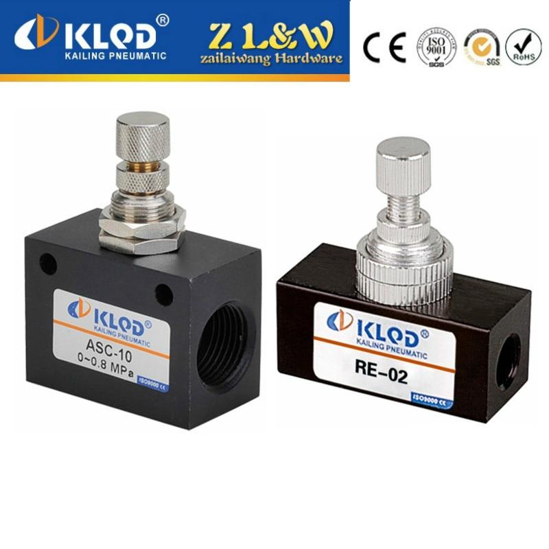 ASC-06/8/10/15|RE-01/2/3/4 series flow control valve control valve throttle valve | | precision neri karra 0588b 3 01 06 3 01 91