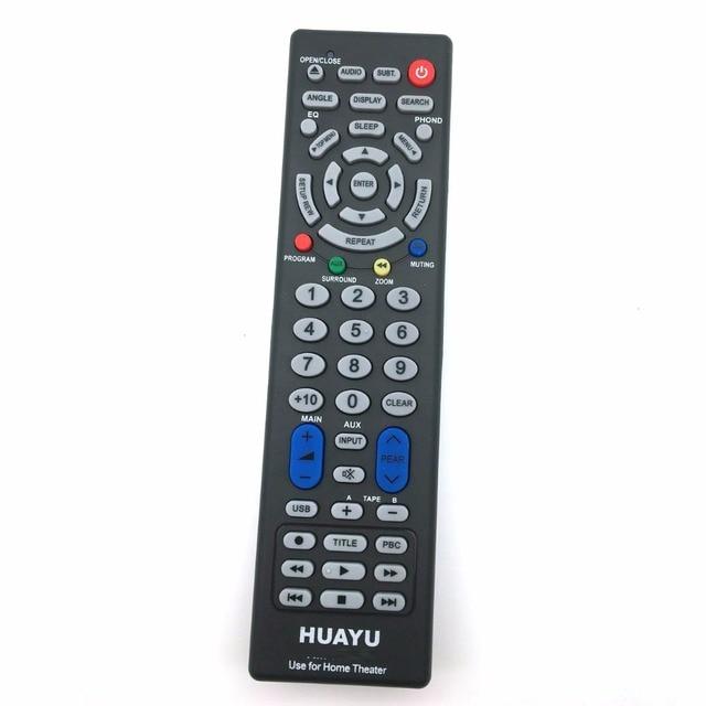 Universal Home Theater Remote Control Controller For Sony Samsung Lg Panasonic Sharp Toshiba Yamaha Pionner Lripl