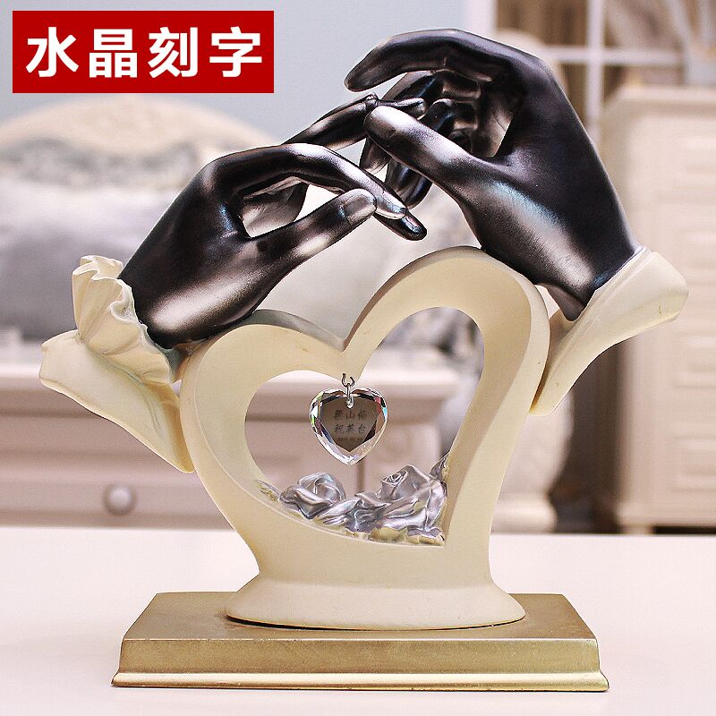 The Wedding Anniversary Of Modern Practical Decorative Gift To Send