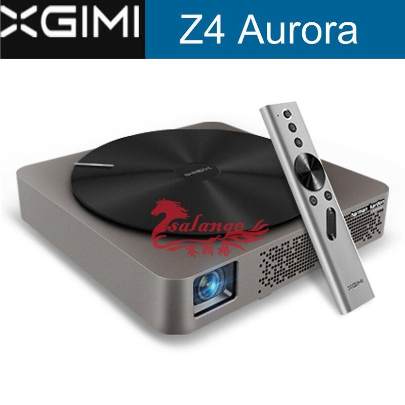 Original XGIMI Z4 Aurora 3D Mini Projector DLP 4K 1080P Full HD LED Projetor for Home Cinema,Business and Education