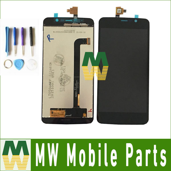 1PC/Lot High Quality For ZOPO ZP951  LCD Screen Display + Touch Screen Digitizer Replacement Part Black White Color With Tools 5pcs lot official original new a quality screen for 6s lcd display black white