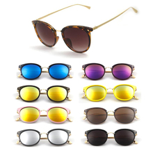 Cat Eye Sunglasses Women Gradient Polarized Sun Glasses Female Aluminum Coating Relief Casual Outfits Glasses Gafas Y4