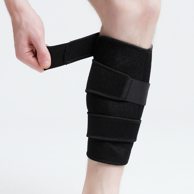 Tcare 1Pcs Shin Splint Support Adjustable Calf Brace Belt Wrap Increases Circulation & Reduces Swelling Leg Pain Health Care