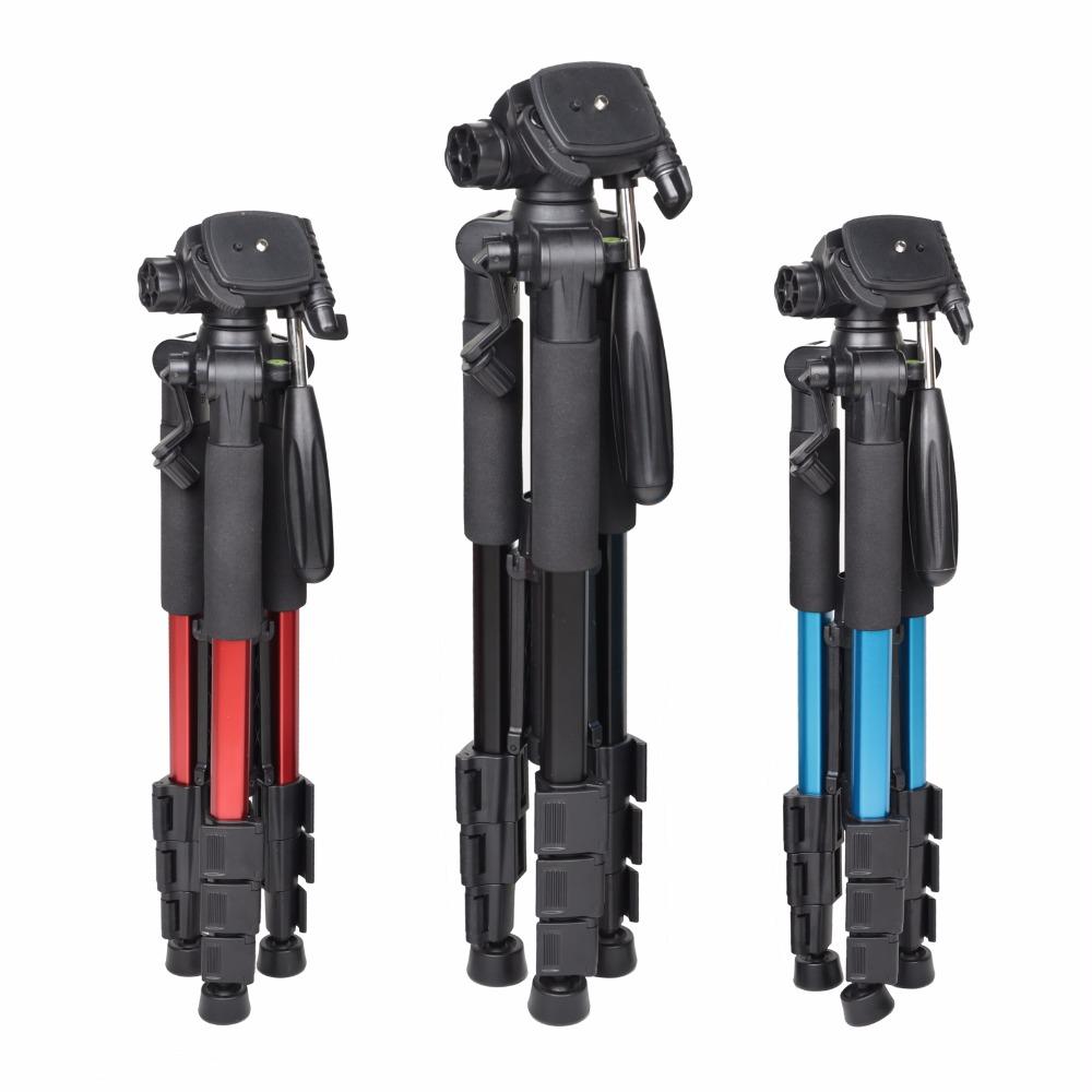 """Prix pour Zomei Q111 55 """"Léger Professionnel Trépied Portable Trépied En Aluminium Caméra Stand avec 3-way Pan Tête pour REFLEX DSLR Caméra"""