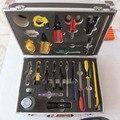 25 classe de HRP-25 cabo de fibra óptica FTTH caixa de ferramentas de construção de construção de emenda de fibra óptica de Kit por DHL