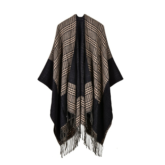 Scarf Highgrade Tassel...