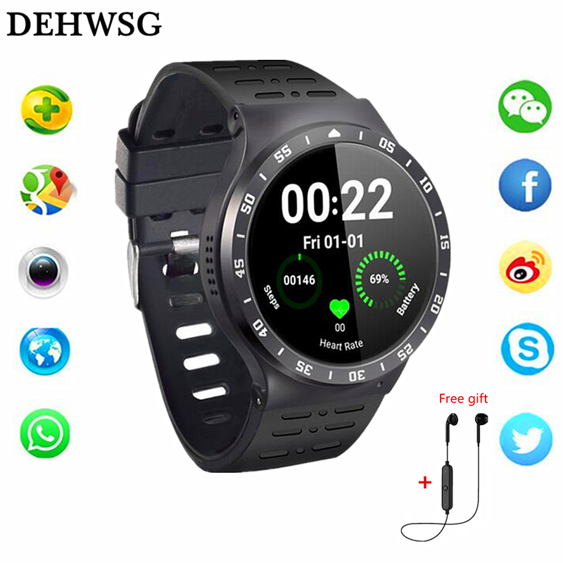 2017 New smart watch Android 5.1 MTK6580 512MB+8GB Watch phone 3G WiFi GPS Heart rate sports watch For Samsung Gear s3 IOS Phone claudia new smart with watch gsm nfc camera bluetooth smart sports wrist watch phone heart rate for samsung iphone wristwatch