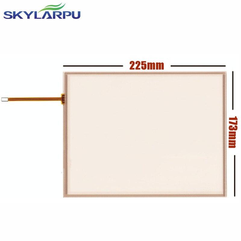 все цены на  skylarpu New 10.4-inch 225mm*173mm Touch screen panels for AMT9509 industrial Medical ATM Touch Screen Digitizer Panel  онлайн