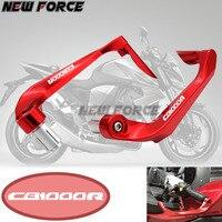 Universal 7/8 22mm Motorcycle Handlebar Brake Clutch Levers Protector Guard For HONDA CB1000R CB 1000R CB1000 R